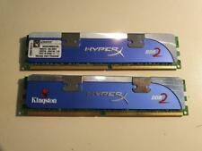Arbeitsspeicher 4GB 2 x 2GB Kingston HyperX DDR2-800 MHz RAM KHX6400D2/2G