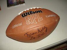 Brian Kelly Signed Notre Dame Fighting Irish Wilson Football