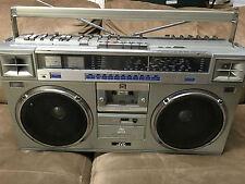 Vintage JVC RC-M70 Boombox AM/FM/ Short Wave Stereo Cassette