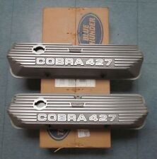 427 Cobra Roasdster NEW COBRA 427 Cast Aluminum Valve Covers