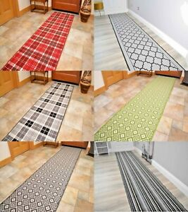 Very Long Grey Thin Hall Hallway Carpets Runner Rugs For Stairs Halls Corridors