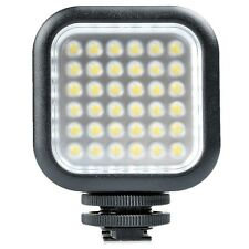 Godox Mini 36 LED Video Light Bulbs Hot Shoe Mount for DSLR Camera Camcorder DVR