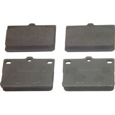Disc Brake Pad Set-ThermoQuiet Disc Brake Pad Front Wagner PD101