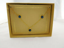 CHARTER CLUB  Necklace and Earrings Set Msrp $27.50 *NEW in original Box &TAG*