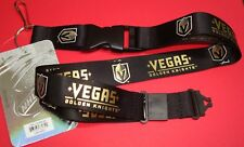 2018 STANLEY CUP NHL Las Vegas Golden Knights Hockey Lanyard Keychain with Tags