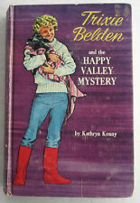 Trixie Belden #9 HAPPY VALLEY MYSTERY Kathryn Kenny Deluxe Edition