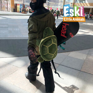 Ski/Snowboarding stuff Animals padding (Turtle)