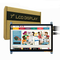 Raspberry Pi 2 3 4 Model B Touch Screen 7 inch LCD Display HDMI Monitor