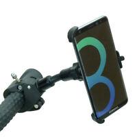 Compact Fixation Rapide Réglable Chariot de Golf Support Pour Samsung Galaxy S8+