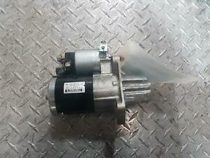 HOLDEN COMMODORE STARTER MOTOR 3.6, VE, ROUND CONNECTOR TYPE, 08/06-04/13