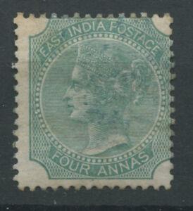 India 1866 SGSG69 4a (die I) Used
