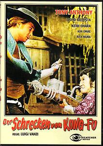 Horseman and the Samurai , Silent Stranger , uncut , Schrecken von Kung-Fu , B