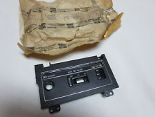 NOS 1976 - 1980 Plymouth Road Runner Volare Dodge Aspen dash bezel trim controls