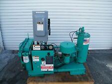 Palatek 15dh 15 Hp Rotary Screw Air Compressor Ingersoll Rand Kaeser Quincy