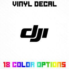DJI Logo Decal Sticker Phantom Mavic Drone
