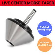 """MT5-75 DEGREE 6/"""" BULL NOSE LIVE CENTER 3900-5013"""