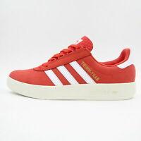 Adidas Trimm Trab Trainers. Mens. Red. 7.5 BD7629