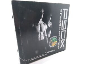 Beachbody Extreme Home Fitness P90X Workout Series Bodybuilding Muscle 13 CD Set