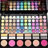 New Professional Color Eyeshadow Palette Shading Powder Blusher Mixed Makeup Kit