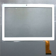 10.1 Inch Touch Screen Digitizer Glass Replacement For Part Number: MJK-0591-FPC