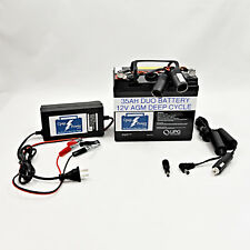 Cpap Battery - Most Brands for CAMPING / HUNTING 4 to 8 Nights SILENT SAFE Power