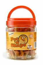 Pet 'n Shape Chik 'n Skewers Dog Treat-Chew 16oz Tub