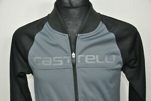 Castelli  Softshell Cycling Jacket Mens  Size S