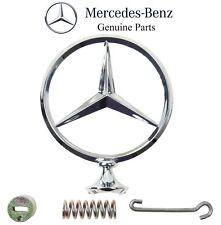 Mercedes W114 280C W115 230 240D 300D Hood Star Kit Emblem Genuine 1155860488