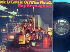 Ray Kernaghan ORIG OZ LP Me & Louie on the road EX '77 Bullet BLT12002 Country