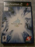 Torino 2006 - The Official Video Game *Tested and Working* PS2