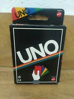 Mattel Uno Card Game (Retro Edition)