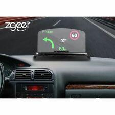 Affichage Tête Voiture GPS HUD Head Up Navigation Display Smart Support Téléphon