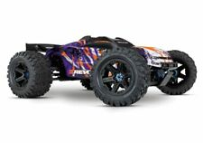 Traxxas E-Revo Brushless 4WD Purple Monster Truck RTR  TQi 2.4GHz TSM TRA860864