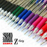 Zebra Z-Grip Retractable Ballpoint Pens - Bumper Pack of 40 Assorted Pens