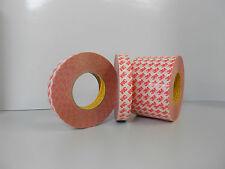 1 Rolle 3M 9088 doppelseitiges Klebeband Montageklebeband transparent 50mm x 50m