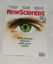 NEW SCIENTIST MAGAZINE 21ST MARCH 2009 - WHY MONEY MESSES WITH YOUR MIND