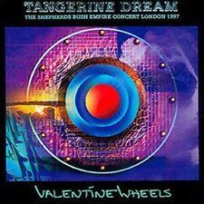 Valentine Wheels by Tangerine Dream (CD, Mar-1999, Tangerine Dream Int./TDI (Ger