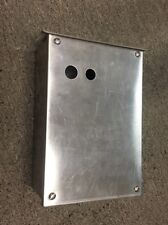 Hobart Crs 44,54,66 etc Dishwasher Stainless Steel Heater Box