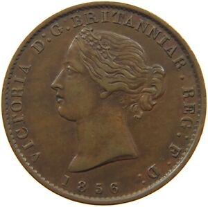 CANADA TOKEN HALFPENNY 1856 NOVA SCOTIA #t149 119