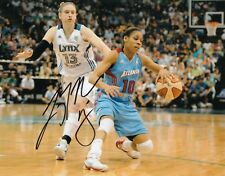Lindsay Whalen signed (Minnesota Lynx) Wnba Basketball 8X10 photo W/Coa