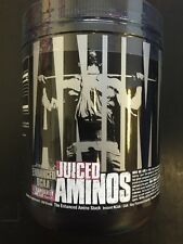 Animal Juiced Aminos 30 Servings Strawberry Limeade Universal Nutrition Recovery