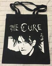 The Cure - Black Tote/Shopper Bag