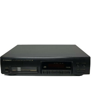 PIONEER PD-M403 6 DISC CD PLAYER MULTI-PLAY COMPACT DISC CHANGER & Cartridge