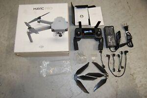 DJI Mavic Pro GL200A Radio Remote Controller Genuin box/Charger/Cables NO DRONE