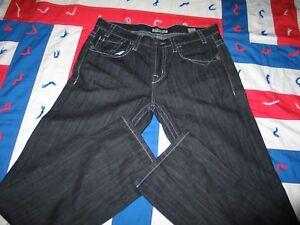 Mek Denim Jeans Brant Straight Men Size 32X34