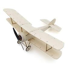 Original Sopwith Pup Balsa Wood 378mm Wingspan Biplane Warbird Aircraft Kit Gift