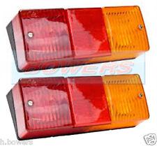 2x Caterham / Westfield / Kit Voiture Britax pt9060.00.12 v arrière Queue Cluster Lampe