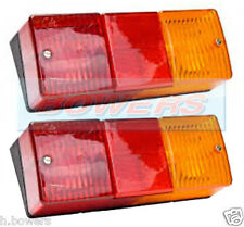 2x CATERHAM/WESTFIELD/KIT CAR BRITAX PT9060.00.12V REAR TAIL LAMP LIGHT CLUSTER