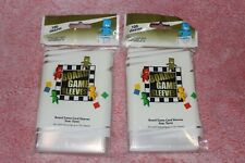 2 Packs Arcane Tinmen Board Game Sleeves 100 ct Tarot Size Card Sleeves NEW