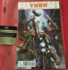 Stan Lee Signed/Autographed Thor Comic with COA
